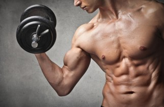 How to get strong muscles with a healthy diet